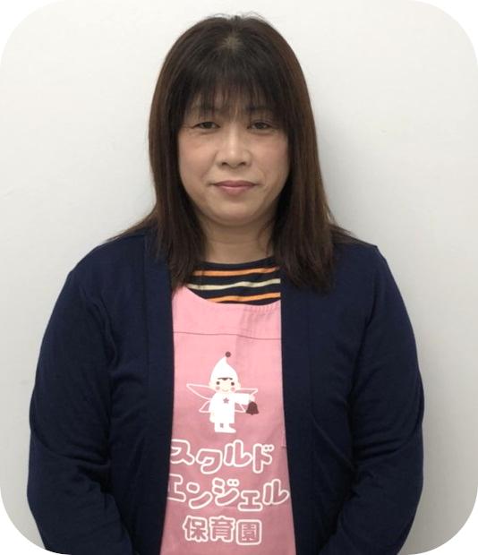 スクルド エンジェル保育室 みなと園 園長 杉田直美
